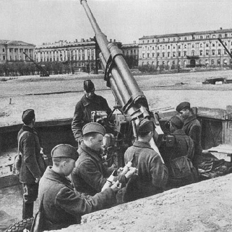 ленинградская битва фото неоднократно была